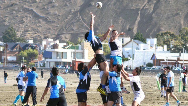 Rada Tilly ya palpita el inicio del Seven de rugby de la Patagonia