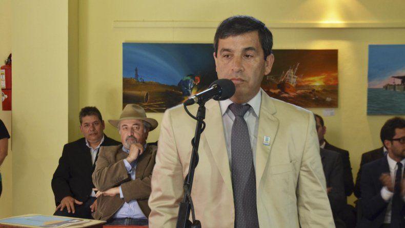 Antonio Zúñiga asumió en diciembre. Reemplazó a Carlos Marsó. Es un ex comisario de la Policía provincial.