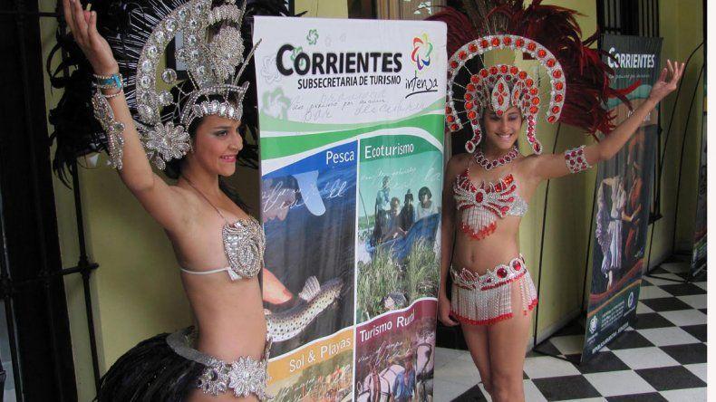 Corrientes renace después de  El Niño con chamamé y carnavales