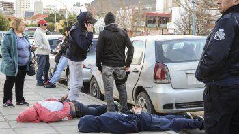 Una de las bandas fue desbaratada en proximidades de la Terminal, donde la droga les llegaba en encomiendas.