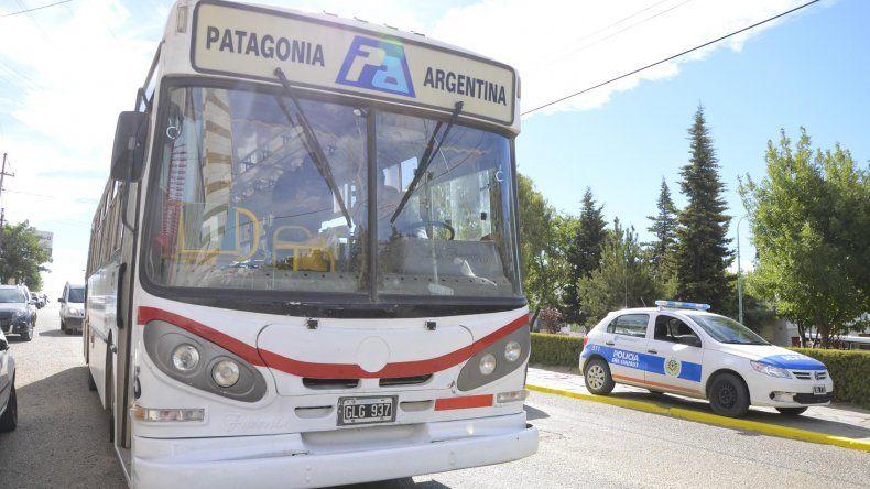 El bochornoso episodio se desarrolló en una unidad de Patagonia que hacía el recorrido de la Línea 13.