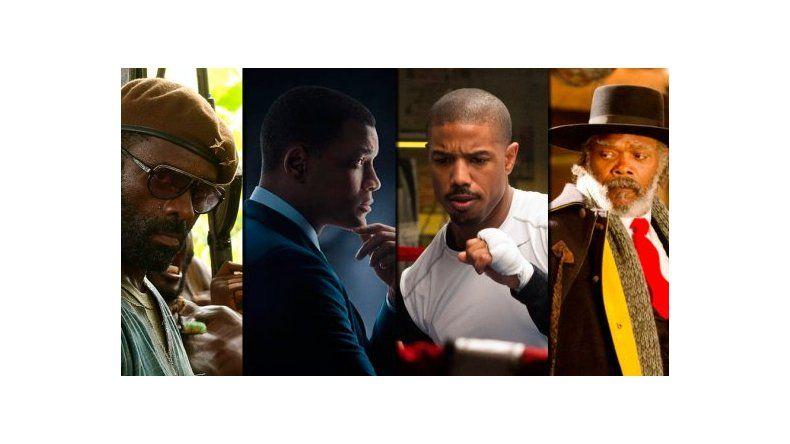 Oscars 2016: denuncian que no hay nominados negros