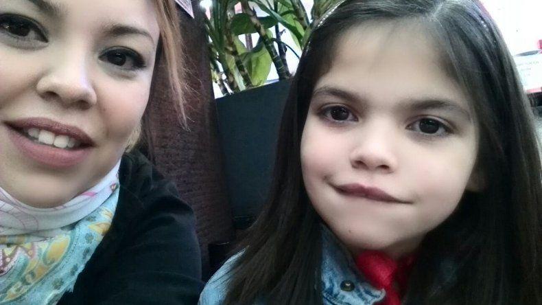 Micaela padece Síndrome de Dravet y buscan tratarla con aceite de cannabis