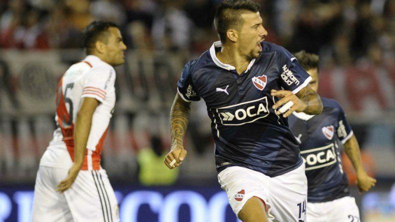 Independiente venció a River en Mar del Plata