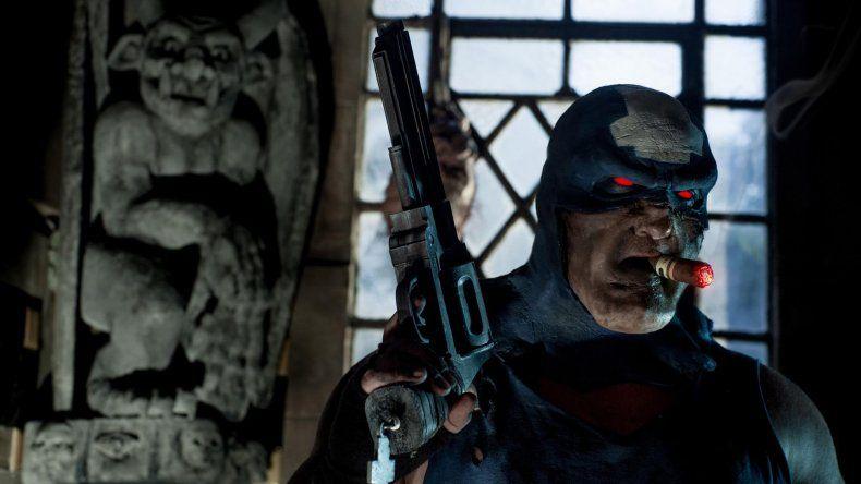 En su primera versión cinematográfica Cazador tendrá como protagonista al luchador Luis La Masa Montanari.