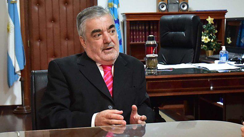 Macri firmó el decreto para asistir a Chubut con 250 millones de pesos