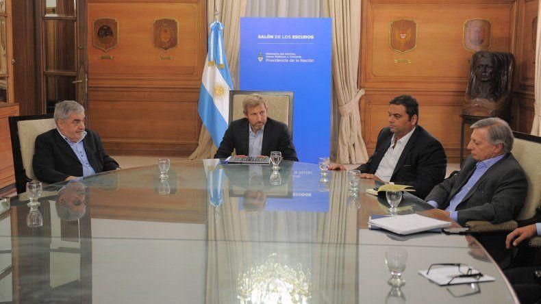 Das Neves: queremos que el Estado nacional, el provincial y las operadoras aporten