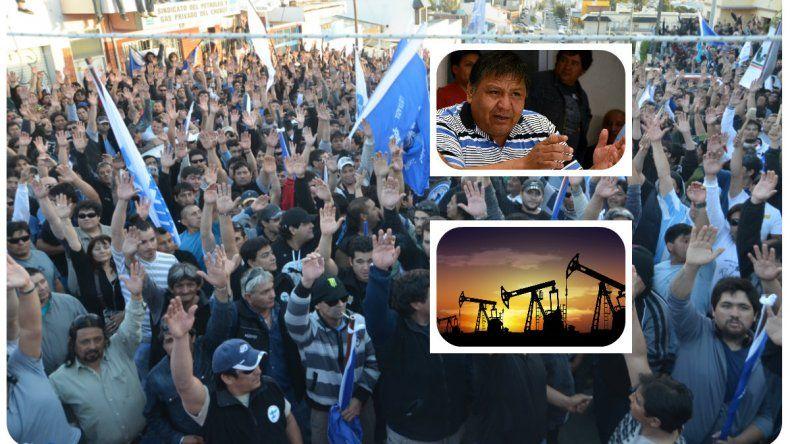 Ávila sobre la movilización: seremos 20 mil trabajadores peleando por nuestros puestos de trabajo