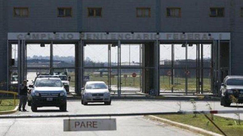 Los dos condenados fueron trasladados al Complejo Penitenciario Federal de Ezeiza