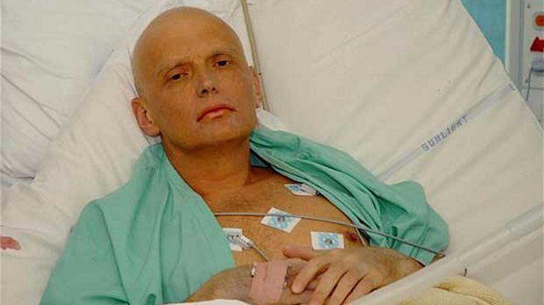 Alexander Litvinenko había pedido asilo en Inglaterra donde fue envenenado con polonio.