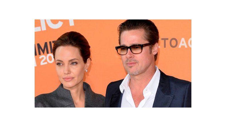 Brad Pitt y Angelina Jolie: fuertes rumores de separación
