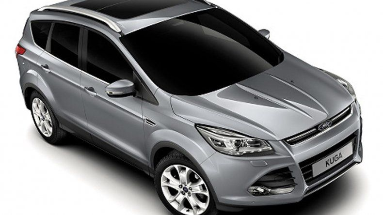 ford kuga ahora con motor 2 0 ecoboost. Black Bedroom Furniture Sets. Home Design Ideas