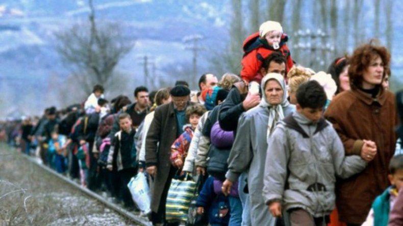 Los refugiados de países islámicos que ingresan a Noruega a través de Rusia son devueltos a ese último país.