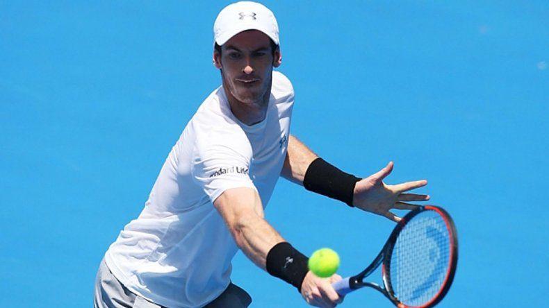El británico Andy Murray ya está en los octavos de final del Abierto de Australia.