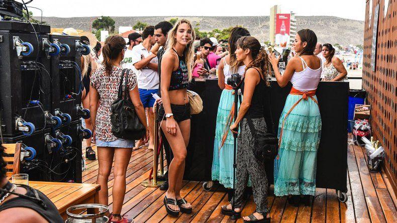 #SunsetParty IN marca el ritmo de la Temporada en Rada Tilly