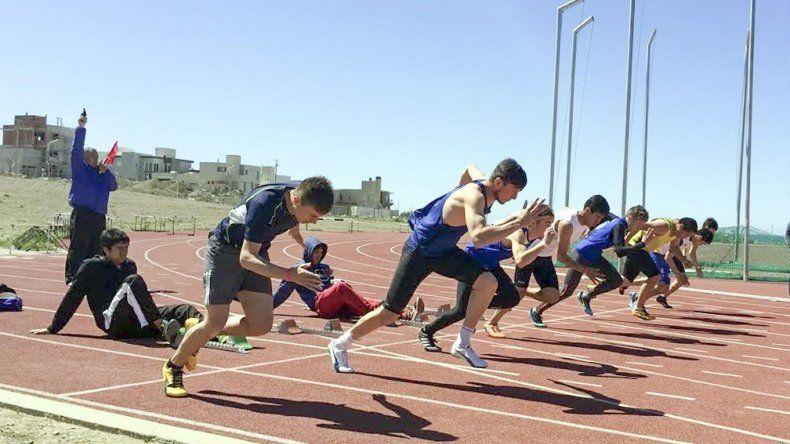 En febrero comenzará una nueva temporada atlética.