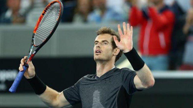 Andy Murray, nuevo número uno del mundo
