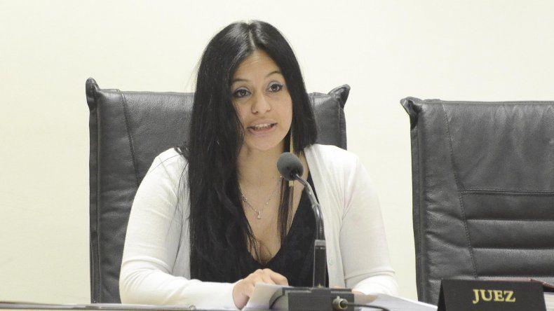 La juez Gladys Olavarría determinó el viernes 15 días de prisión preventiva para Fernando Ojeda