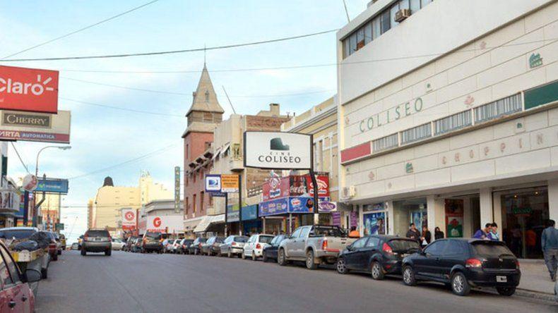 Hoy se realiza la experiencia piloto del centro comercial a cielo abierto en la San Martín