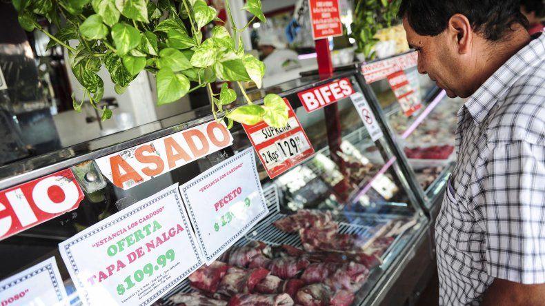 La medida de Buryaile frente a la suba de la carne es aconsejar no comprarla