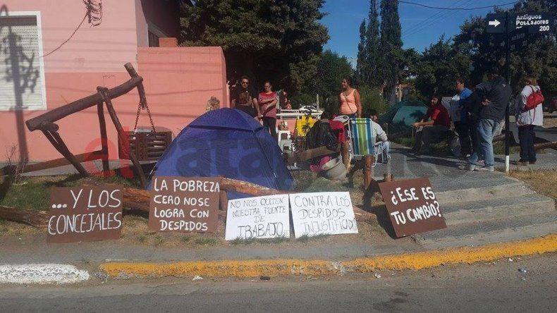 Fotos: Enviada por facebook a El Patagónico.