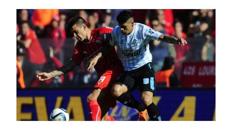 Independiente y Racing se verán las caras esta noche en Mar del Plata.