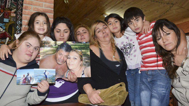 A dos años de su muerte, la familia continúa con el pedido de justicia