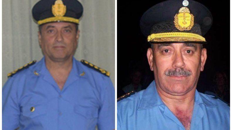 Foto: Ricardo Hughes (izquierda) y Juan Luis Ale (derecha).