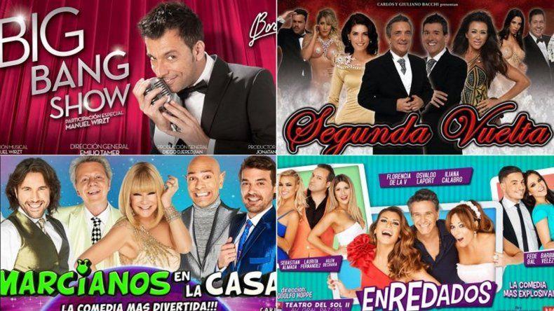 Baja venta de entradas esta temporada en Mar del Plata y Carlos Paz