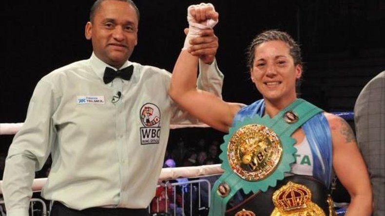 Soledad Matthysse volverá al ring el 11 de marzo