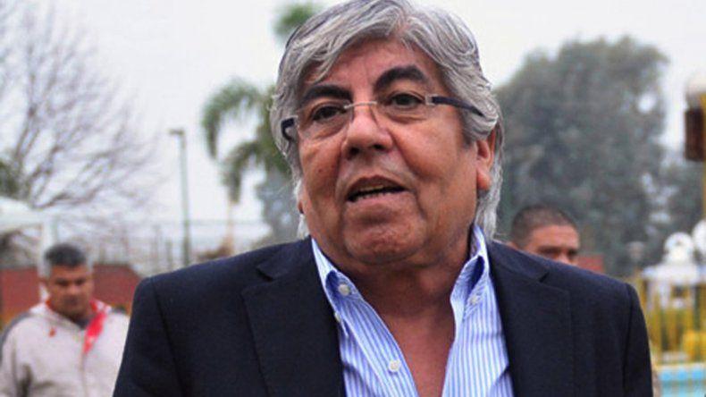 Moyano dijo estar dispuesto a dar un paso  al costado para que se reunifique la CGT