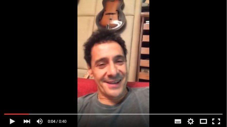 Mollo pide a los fans imágenes del Show de Divididos en Tilcara