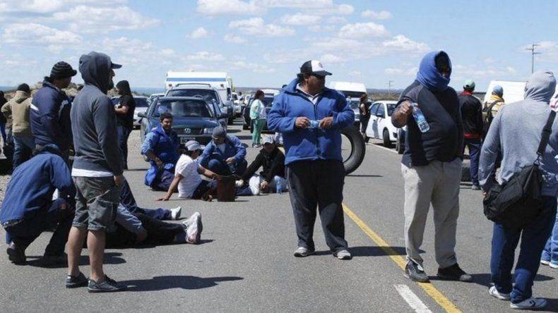 Los trabajadores se trasladan a Casa de Gobierno