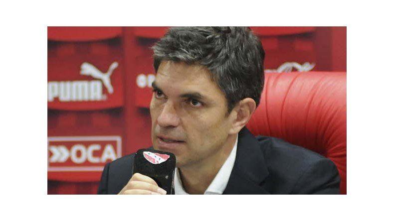 Mauricio Pellegrino adelantó que ante Belgrano será un partido para tener paciencia.