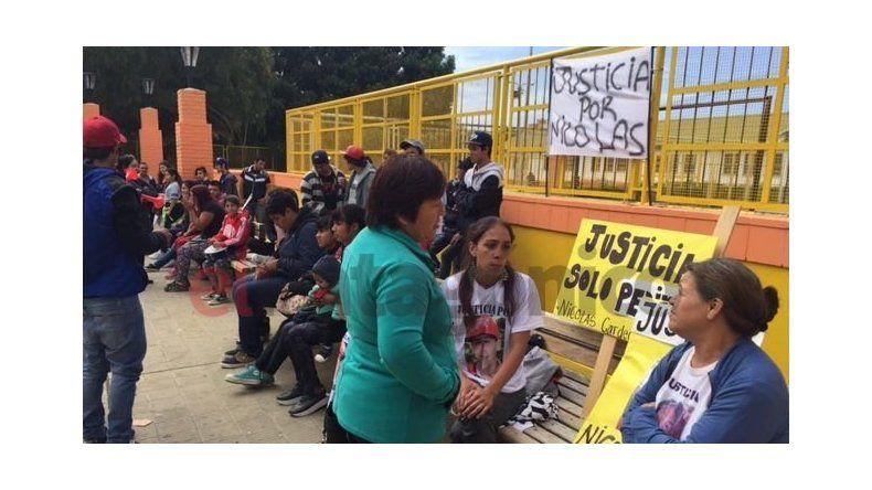 Familiares de víctimas de homicidios marcharon en pedido de justicia