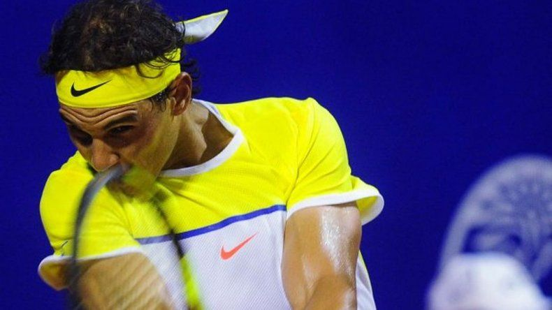 Nadal derrotó a Mónaco en el Argentina Open