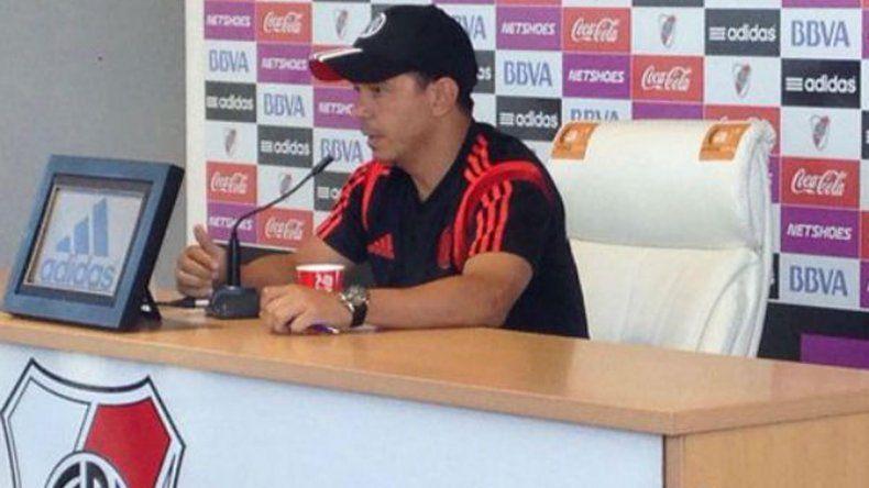 Marcelo Gallardo salió a respaldar a Rodolfo Arruabarrena quien está muy cerca de dejar de ser DT de Boca.
