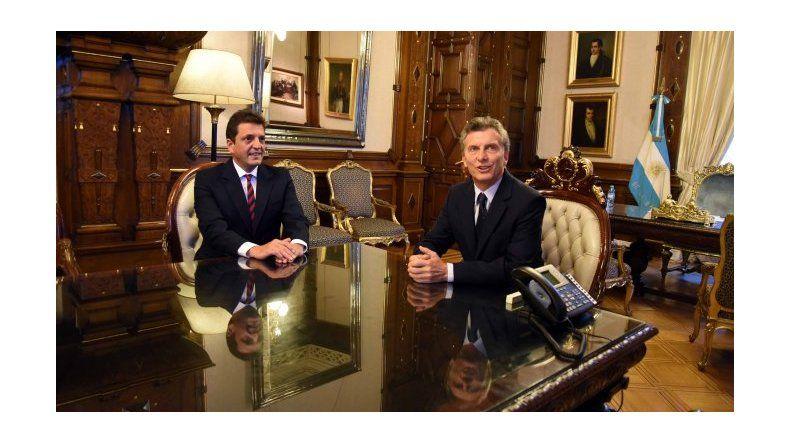 Massa reclamó al Gobierno medidas urgentes contra la inflación