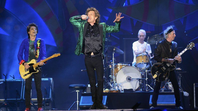 Para  Mick Jagger en Argentina hacen el mejor pogo del mundo