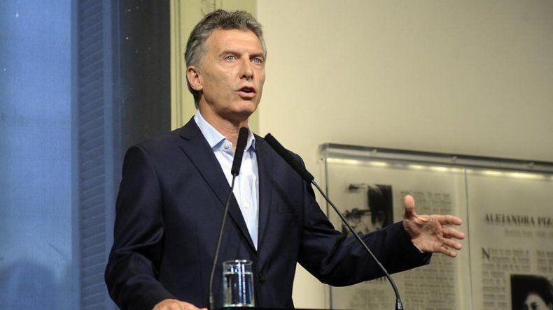 Hoy Macri anuncia cambios en Ganancias