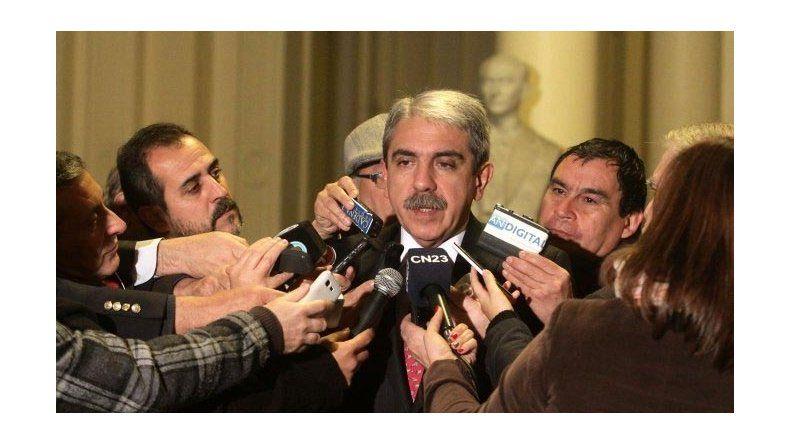 Aníbal Fernández habló sobre su procesamiento por el plan Qunita.
