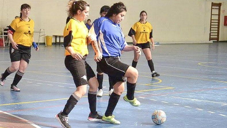 En marzo se disputará en Comodoro Rivadavia la Copa Aniversario de fútbol de salón femenino.