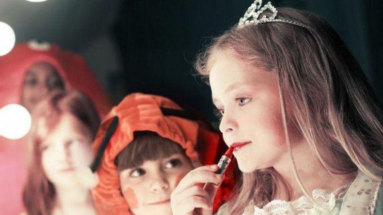 Insólito taller de des-princesamiento para niñas