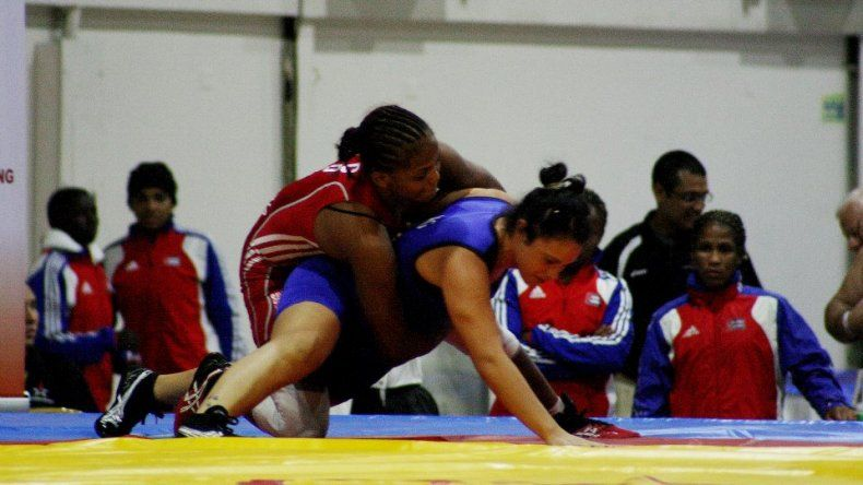 Laura García se prepara para Juegos Olímpicos