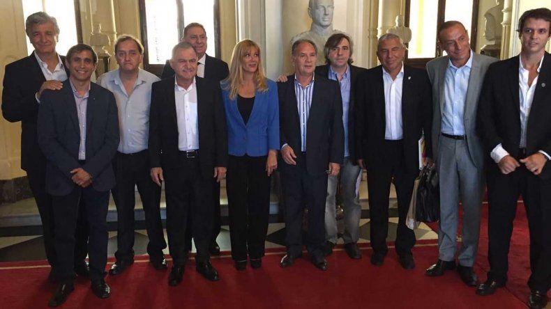 Buenos Aires fue sede del encuentro que reunió a los representantes de la Federación Argentina de Municipios.