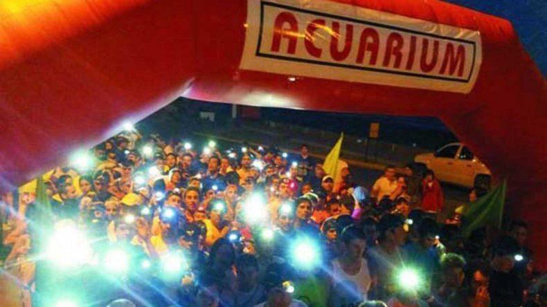 La competencia denominada Rada Tilly Night Race se disputa con equipos de dos integrantes.