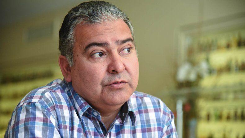 Manuel Pagliaroni recorre la provincia con la intención de interiorizarse de las necesidades de cada localidad.