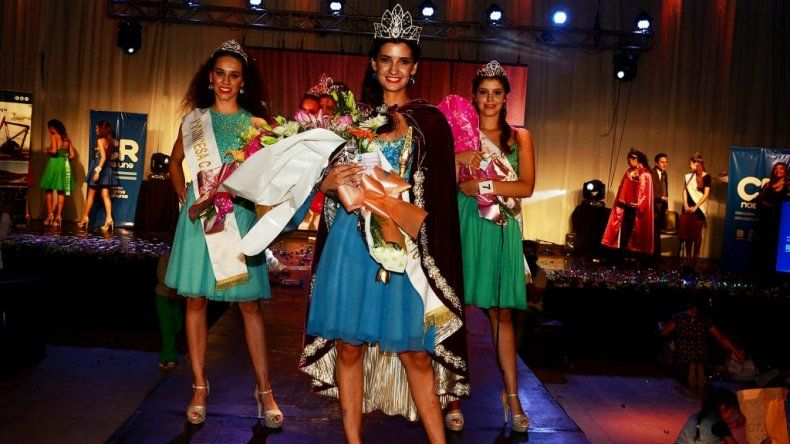 Erika Cardozo es la nueva soberana de Comodoro