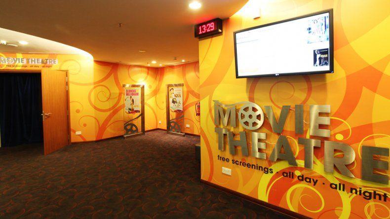 Seis aeropuertos ya cuentan con salas de cine