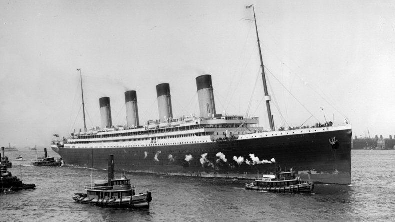 ¿Te animás a unas vacaciones en el Titanic?